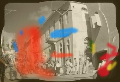 Baranquitas, 2012, de los recientes trabajos de Aixa Requena