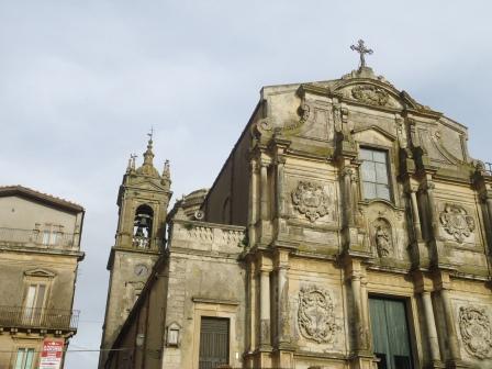 Chiesa San Francesco, Caltagirone
