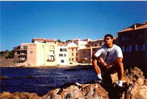 Saint-Tropez, Francia, 1994